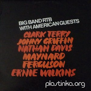 Big Band RTB With American Guests (1984)