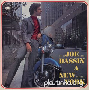 Joe Dassin - A New York (1966) [Original France]