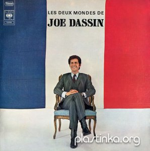 Joe Dassin - Les Deux Mondes De Joe Dassin (1967) [Original France]