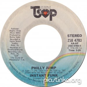 Instant Funk - Philly Jump, Funky Africa (1976)