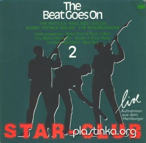 Various Artists - The Beat Goes On Vol. 2 Star-Club Live (1974)