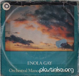 Orchestral Manoeuvres In The Dark - Enola Gay, Electricity (1980)