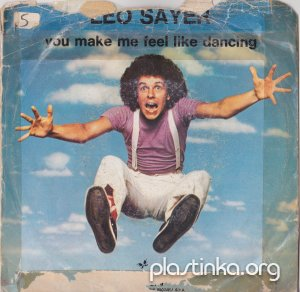 Leo Sayer - You Make Me Feel Like Dancing, Magdalena (1976)