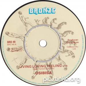 Osibisa - Living, Loving, Feeling, Welcome Home (1978)