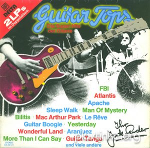 Jack Fender - Guitar Tops (1977)