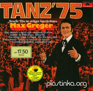 Max Greger - Tanz '75 (1974)