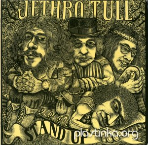 Jethro Tull ‎– Stand Up (1969)