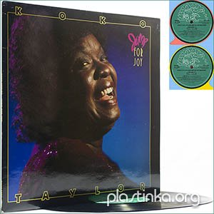 Koko Taylor - Jump For Joy (1990)