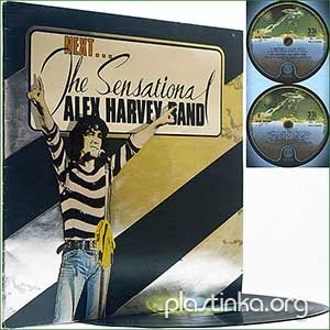 Alex Harvey Band - Next (1973)