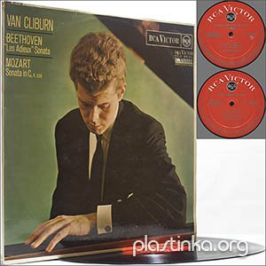 Van Cliburn - Beethoven and Mozart (1967)