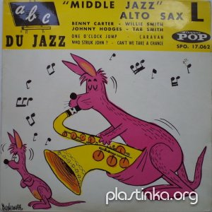 "Abc Du Jazz Vol. L ""Middle Jazz"" Alto Sax"