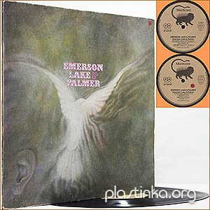 Emerson Lake and Palmer - Emerson Lake and Palmer (1970)