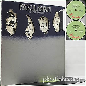 Procol Harum - Broken Barricades (1971)