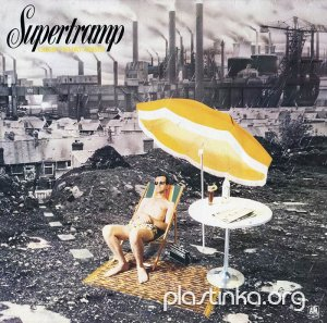 Supertramp - Crisis? What Crisis? (1975)