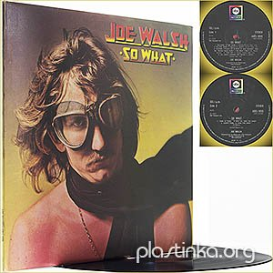 Joe Walsh - So What (1974)