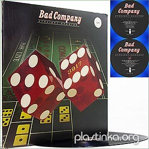 Bad Company - Straight Shooter (1975)