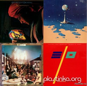 Electric Light Orchestra - 1979, 1981, 1983, 1986