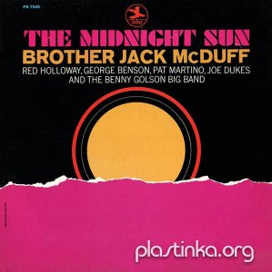 Brother Jack McDuff - The Midnight Sun (1968)