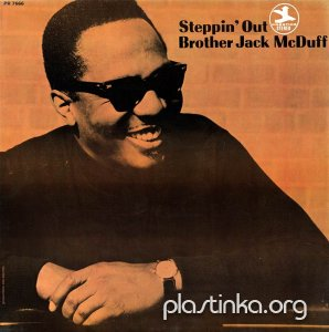 Brother Jack McDuff - Steppin' Out (1969)