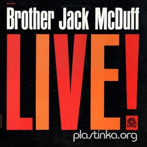 Brother Jack McDuff - Live! (1963)