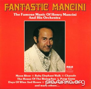 Henry Mancini And His Orchestra - Fantastic Mancini (1978)