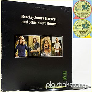 Barclay James Harvest - And Other Short Stories (1971)