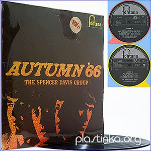 The Spencer Davis Group - Autumn 66 (1966)