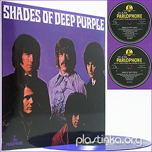 Deep Purple - Shades Of Deep Purple (1968)