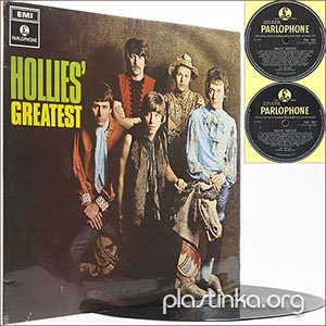 The Hollies - Hollies Greatest (1968)