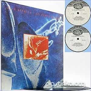 Dire Straits - On Every Street (1991) (Russian Vinyl)