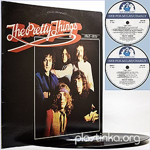 The Pretty Things - 1967-1971 (1982)