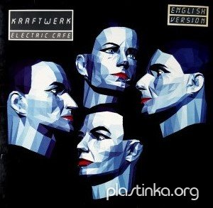Kraftwerk - Electric Cafe (English Version) (1986)